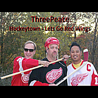 Threepeace | Hockeytown - Lets Go Red Wings