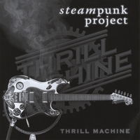 Thrill Machine | Steampunk Project