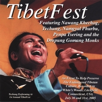 Techung, Nawang Khechog,Namgyal Phurbu and Drepung Gomang Monks | TibetFest