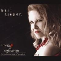 Kari Tieger | Trilogy of Nightsongs:  A Romantic View of Vampires