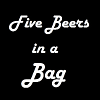 Tiger Room | Five Beers in a Bag