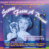 Timmins Youth Singers, Gregory Cross, Patricia O'Callaghan e | Scenes From A Dream