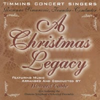 Timmins Concert Singers | A Christmas Legacy
