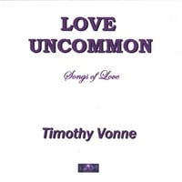 Timothy Vonne | Love Uncommon