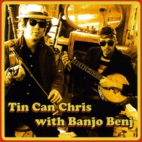 Tin Can Chris | Dish Gloves and Dancing Shoes