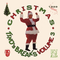 Tino | Tino's Breaks Volume 3-Christmas (Vinyl LP)