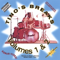 Tino | Tino's Breaks Volume 2 (Vinyl LP)