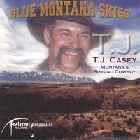 TJ Casey | Blue Montana Skies