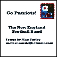 The New England Football Band | Go Patriots!