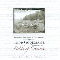 "Todd Goodman | Symphony No. 1 ""Fields of Crimson"""