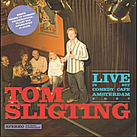 Tom Sligting | Tom Sligting Live in Het Comedy Cafe Amsterdam