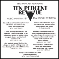 Tom Wilson Weinberg | Ten Percent Revue