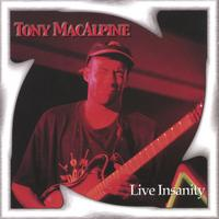 Tony MacAlpine | Live Insanity