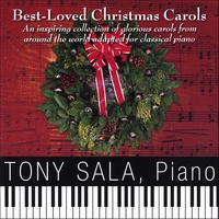 Tony Sala | Best-Loved Christmas Carols