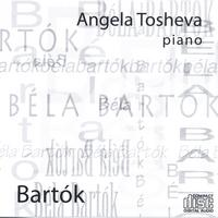 Angela Tosheva | Bela Bartok - piano works