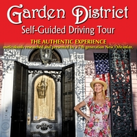 Tours BaYou New Orleans Garden District Driving Tour CD Baby