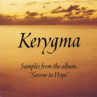 Thomas Pryde | Kerygma - Sorrow to Hope Sampler