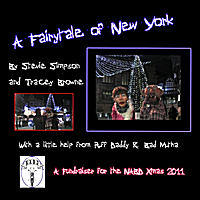 Tracey Browne & STEViE - One Bloke, One Mandolin | Ruff Daddy's Fairytale of New York