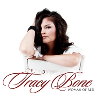 Tracy Bone | Woman of Red