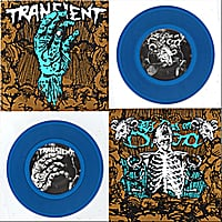 "Transient | Split 7"" with This Runs on Blood"