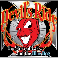 Trash the Brand | The Devil's Ride (Larry and the Blue Dog)