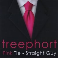 Treephort | Pink Tie - Straight Guy