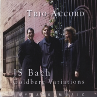 Trio Accord | JS Bach Goldberg Variations