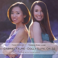 Trissina Rose Laube & Fang-Ning Lim | Dolly Suite, Op. 56
