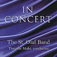 The St. Olaf Band & Timothy Mahr | In Concert