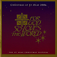 St. Olaf Orchestra | For God So Loves the World