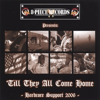 Various Artists | 'Till They ALL Come Home - Hardcore Support 2006 -