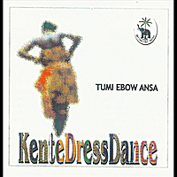 Tumi Ebow-Ansa | Kente Dress Dance