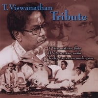 T. Viswanathan, flute | Tribute