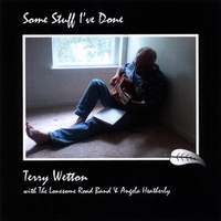 Terry Wetton | Some Stuff I've Done