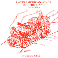 Juanita Ulloa | Latin American Songs for the Piano (Beginners)