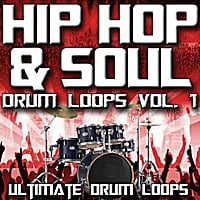 Ultimate Drum Loops | Hip Hop and Soul Drum Loops, Vol. 1