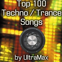 UltraMax | 100 Top Techno / Trance Songs (MP3 Data Disc)