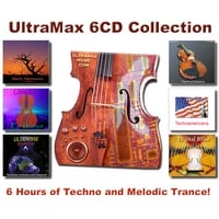 UltraMax | 6-CD Special: 6 Hours of Techno and Melodic Trance!