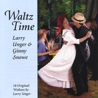 Larry Unger and Ginny Snowe | Waltz Time
