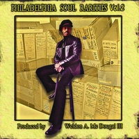 Various Artists | Philadelphia Soul Rarities, Vol. 2