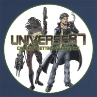 Bailey Records | Universe87 Campaign Setting Soundtrack