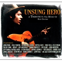 Various Artists | Unsung Hero: A Tribute to the Music of Ron Davies