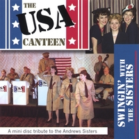 USA Canteen | Swingin' With the Sisters