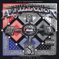 United Soldiers Affiliation | The Law & Order of the Gangstanati