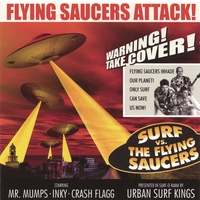 Urban Surf Kings | Surf vs the Flying Saucers