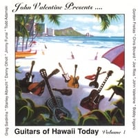 John Valentine Presents | Guitars Of Hawaii Today Volume 1