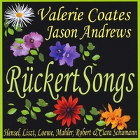 Valerie Coates and Jason Andrews | RückertSongs