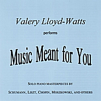 Valery Lloyd-Watts | Music Meant for You