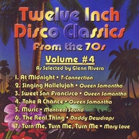 Various Artists | Twelve Inch Disco Classics from the '70s, Vol. 4