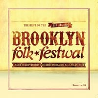 Various Artists | Best Of The Brooklyn Folk Festival 2013